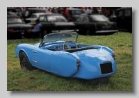 Berkeley T60 1960 rear