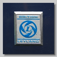 aa_British Leyland badge