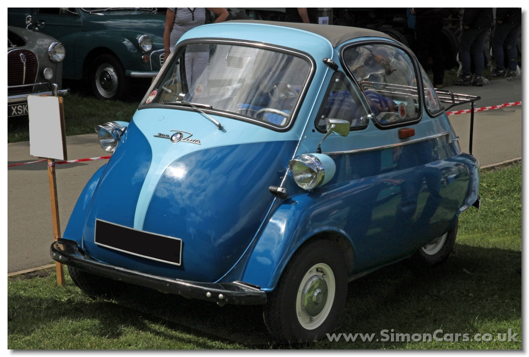 Simon Cars  BMW Isetta