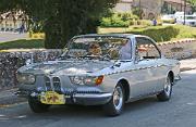 BMW 2000 CS 1968 front