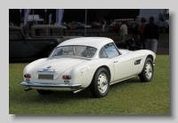 BMW 507 rear