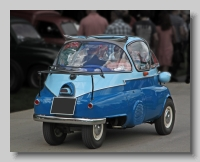 BMW Isetta 1956 rear