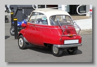 BMW Isetta 1960 300 rear