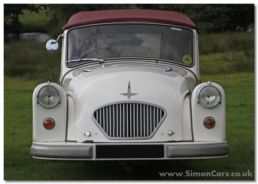Simon Cars - Bond Minicar