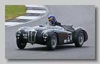 Frazer-Nash Mille Miglia 1951 racer4