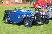Brough Superior 4-litre 1935