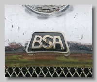 aa_BSA TW34-10 Special Sports Three wheeler badge