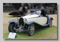 Bugatti Type 43-44 Figoni 1929 front