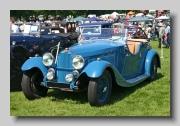 Bugatti Type 57 1935 front