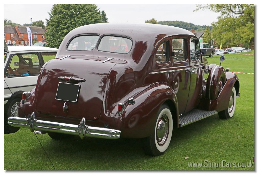 Simon cars buick eight 1936 42 for 1937 buick 4 door sedan