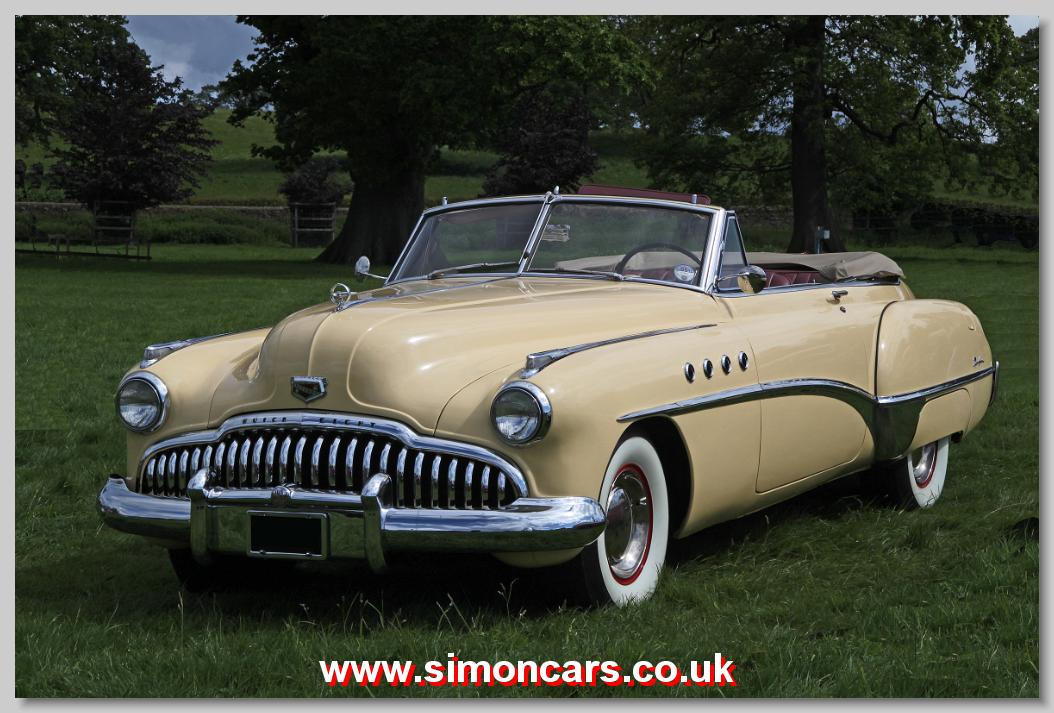 simon cars buick roadmaster 1949 53. Black Bedroom Furniture Sets. Home Design Ideas