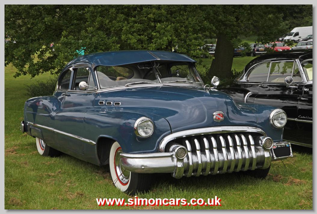Simon Cars - Buick Roadmaster 1949-53