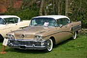 Buick Super 1958 Riviera hardtop front