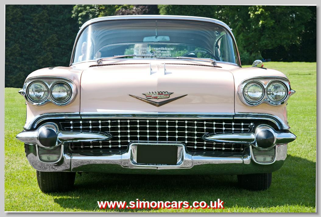 Simon Cars - Cadillac deVille 1957-58