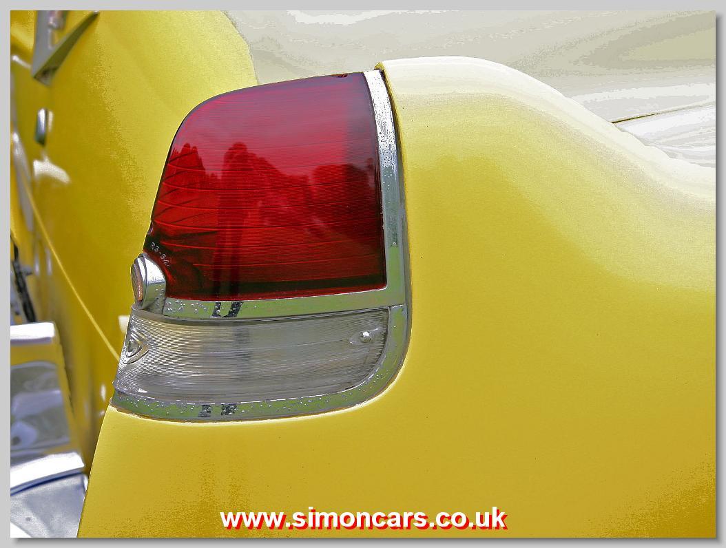 Simon Cars Cadillac Eldorado 1954 56 Coupe Deville L Finlight