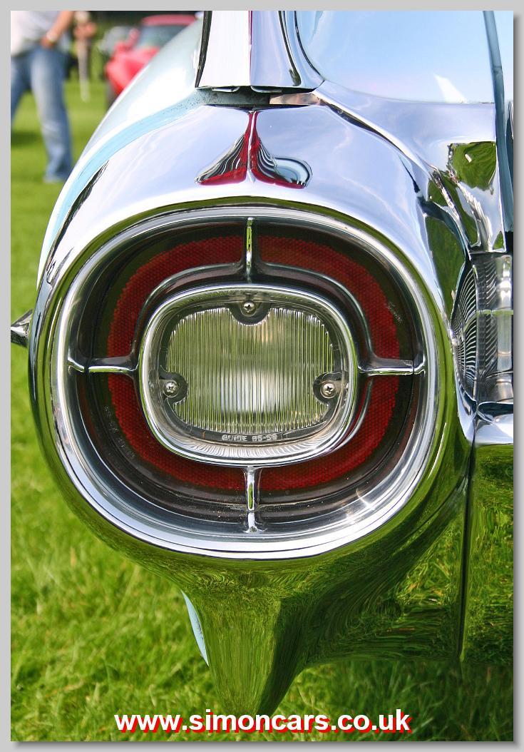 Simon Cars Cadillac Series62 1959 60