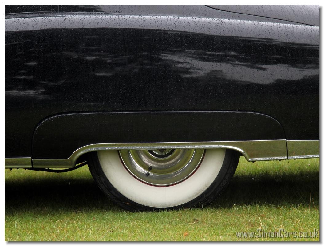Simon Cars Cadillac Series62 1948 53 1951 Sedan Deville W Series 62 Coupe Wheel