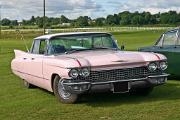 Cadillac Sedan Deville 1960 front