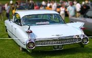 Cadillac Sedan deVille 1959 rear
