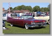 Cadillac Series 62 1959 front Convertible