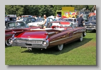 Cadillac Series 62 1959 rear Convertible