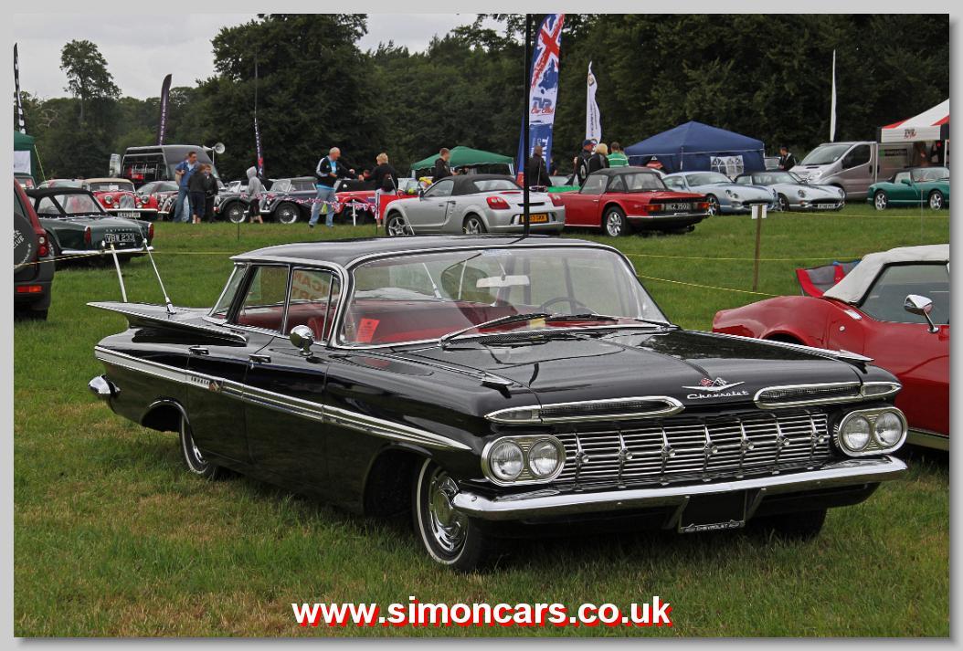 1958 Pontiac Convertible 1958 Pontiac Parisienne