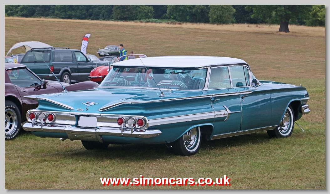 Chevrolet Impala 1958 61