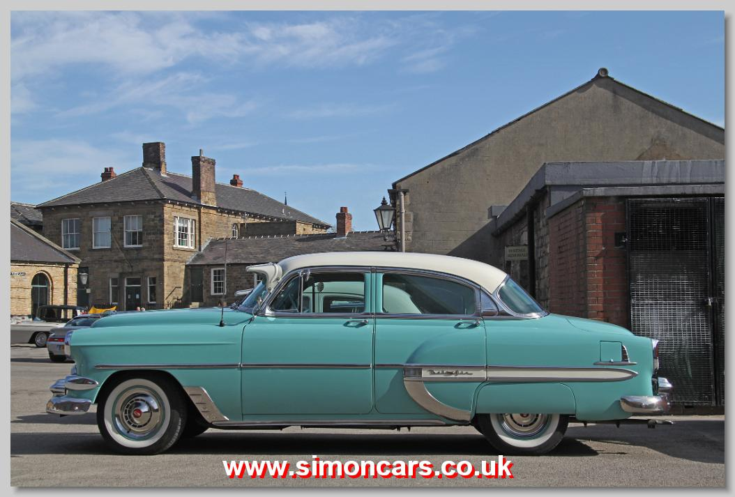 Simon Cars - Chevrolet Belair 1953-55