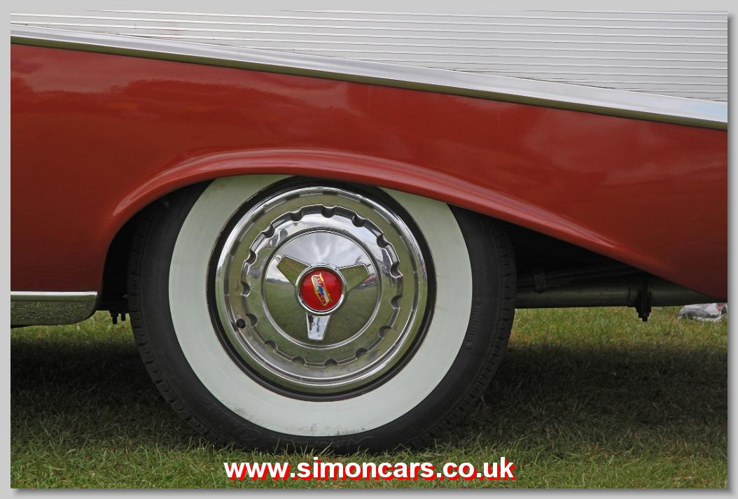 1957 Buick Special >> Simon Cars - Chevrolet Belair 1955-57