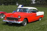 Chevrolet BelAir 1955 2-door hardtop front