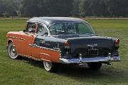 Chevrolet BelAir 1955 2-door sedan 265 V8 rear