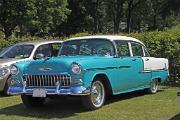 Chevrolet BelAir 1955 4-door Sedan front