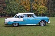 Chevrolet BelAir 1955 4-door sedan side