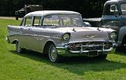 Chevrolet BelAir 1957 4-door Sedan front