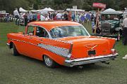Chevrolet BelAir 1957 4-door Sedan rearo
