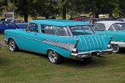 Chevrolet BelAir 1957 Nomad Estate rear