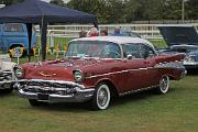 Chevrolet BelAir 1957 Sport Coupe front