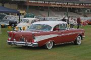 Chevrolet BelAir 1957 Sport Coupe rear