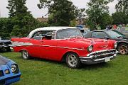 Chevrolet Belair 1957 Sport Sedan frontr