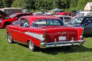 Chevrolet Belair 1957 Sport Sedan rearr