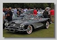 Chevrolet Corvette 1958 front