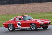 Chevrolet Corvette 1965 Stingray GT racer
