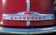 aa Chevrolet Loadmaster 1948 Truck badge