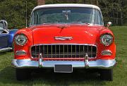 ac Chevrolet BelAir 1955 2-door hardtop head