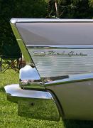 f Chevrolet Bel Air 1957 4door Sedan fin