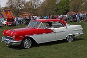 s Pontiac Chieftain Catalina 4-door hardtop 1956 side
