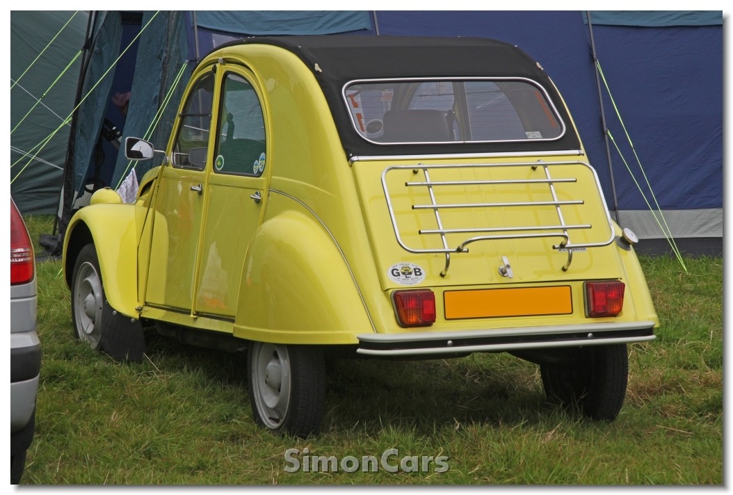 simon cars citroen 2cv. Black Bedroom Furniture Sets. Home Design Ideas