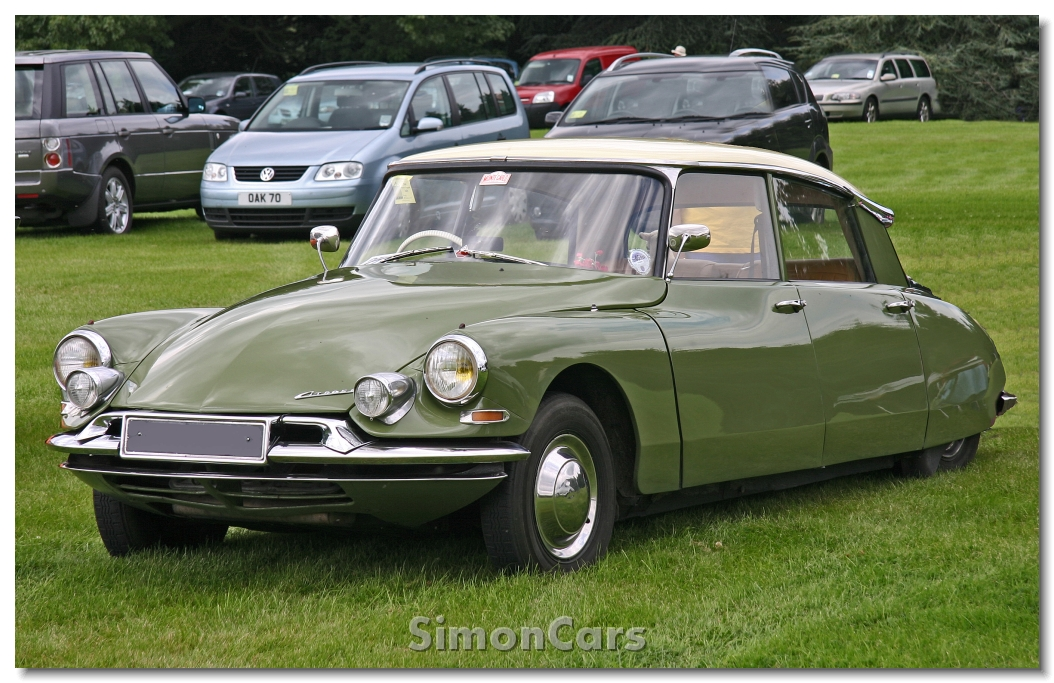 Simon Cars Citroen Ds And Id