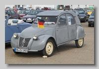Citroen AZ 1955 front