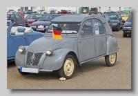 Citroen AZ Berline 1955 front